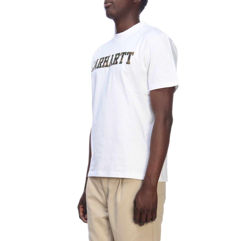 T恤 男士 Carhartt 白色 2