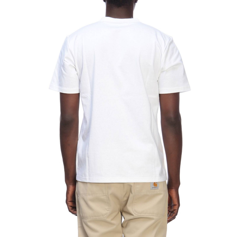 T恤 男士 Carhartt 白色 3