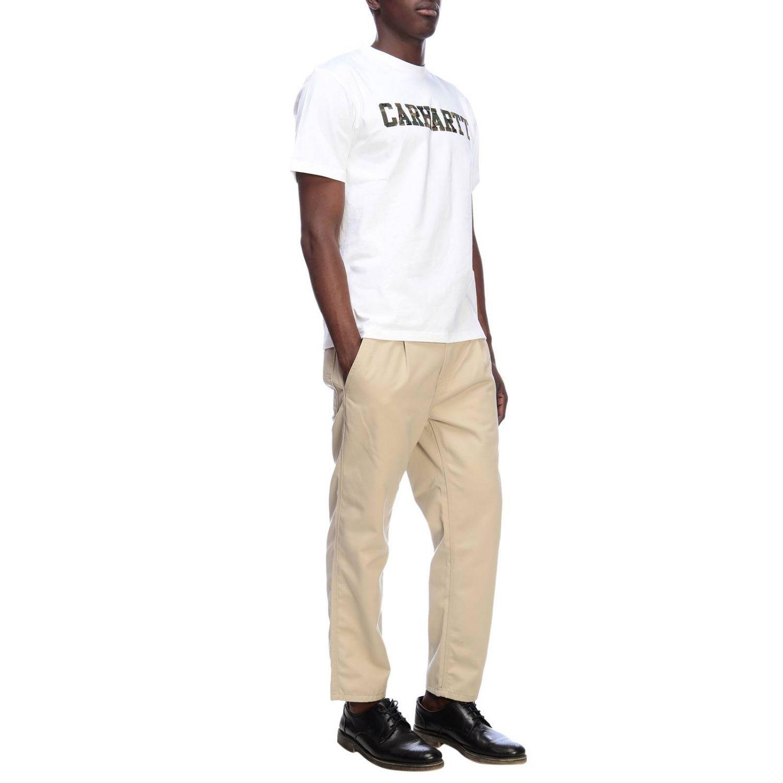 T恤 男士 Carhartt 白色 4