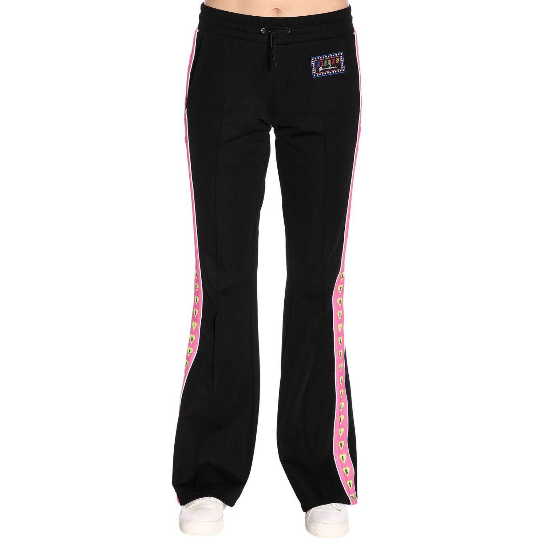 Trousers women Versus black 1