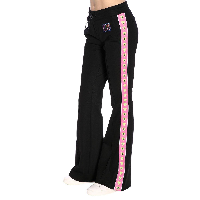 Trousers women Versus black 2
