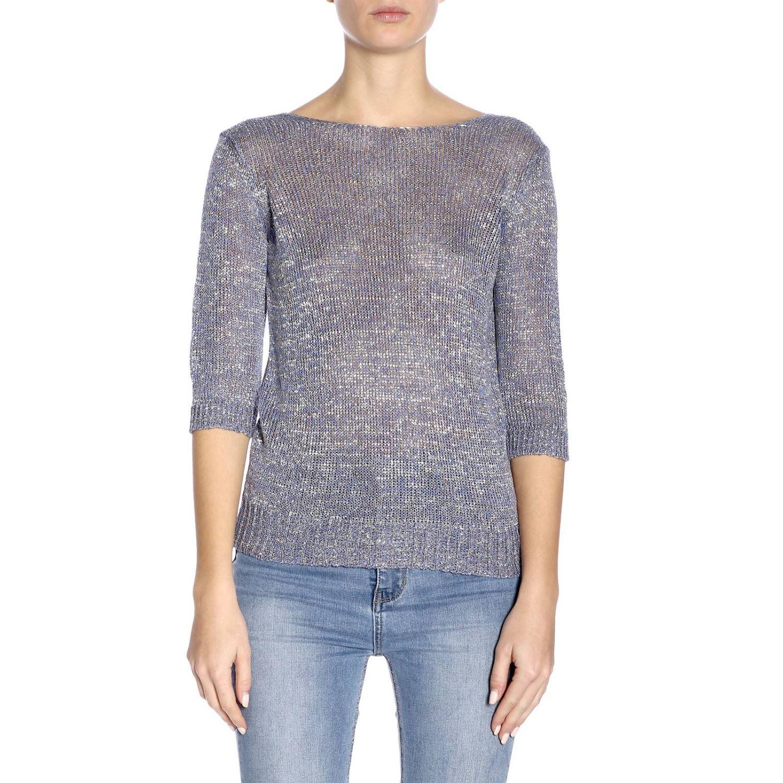 Pullover damen Etro blau 1