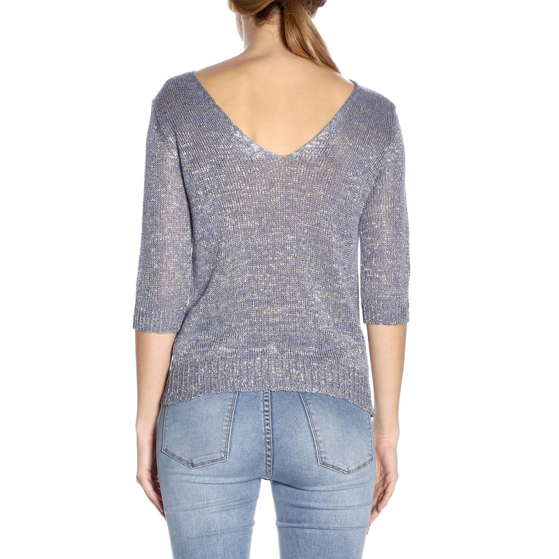Pullover damen Etro blau 3