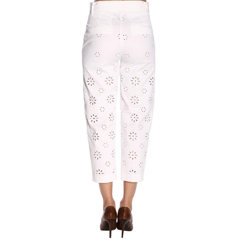Trousers women True Royal white 3