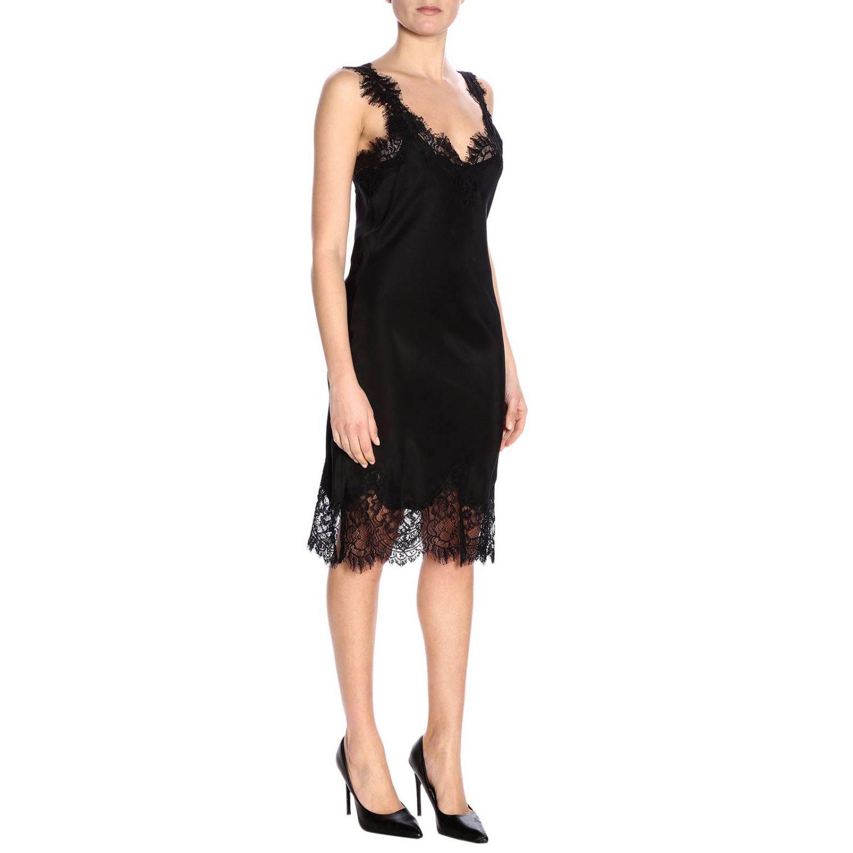 Платье Женское Gold Hawk черный 2