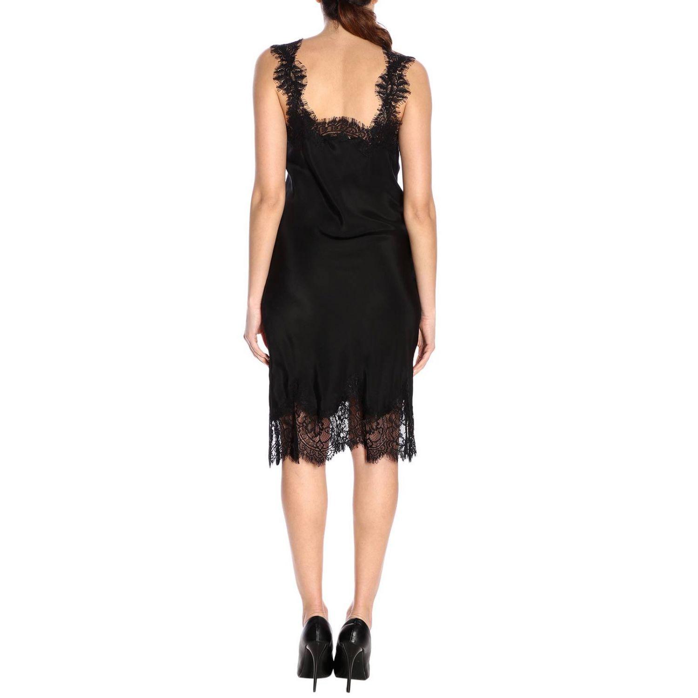 Платье Женское Gold Hawk черный 3