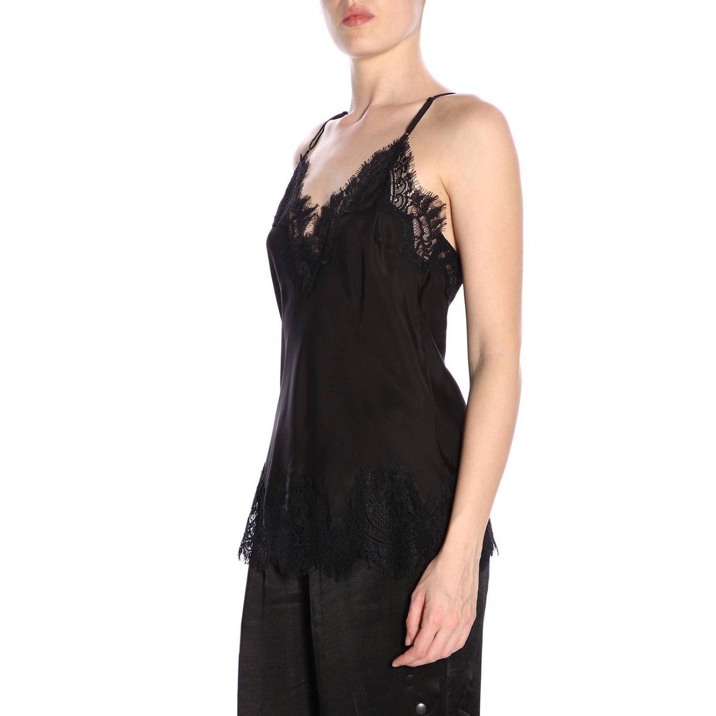 Блузка Женское Gold Hawk черный 2