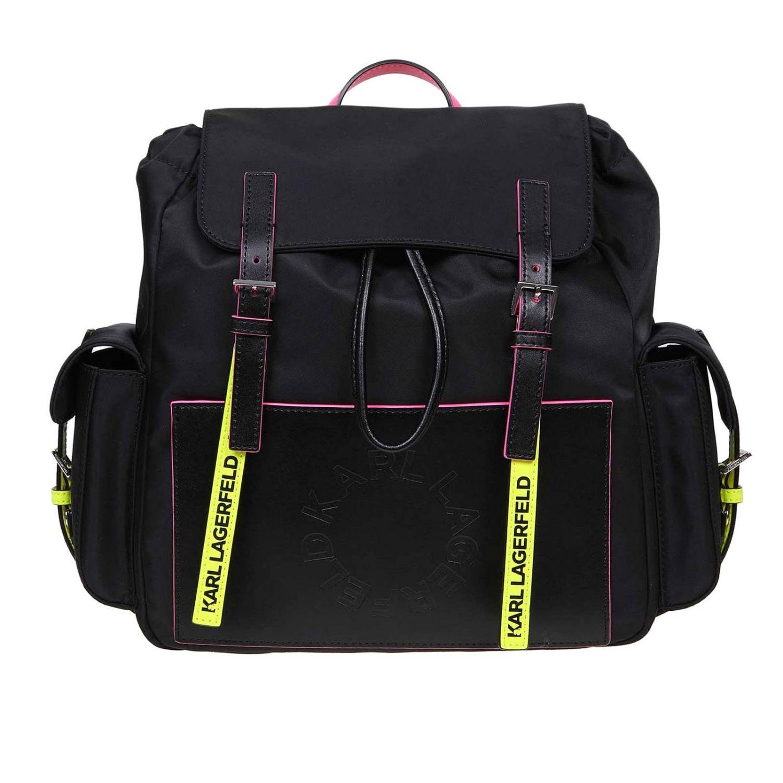 KARL LAGERFELD | Backpack Backpack Women Karl Lagerfeld | Goxip