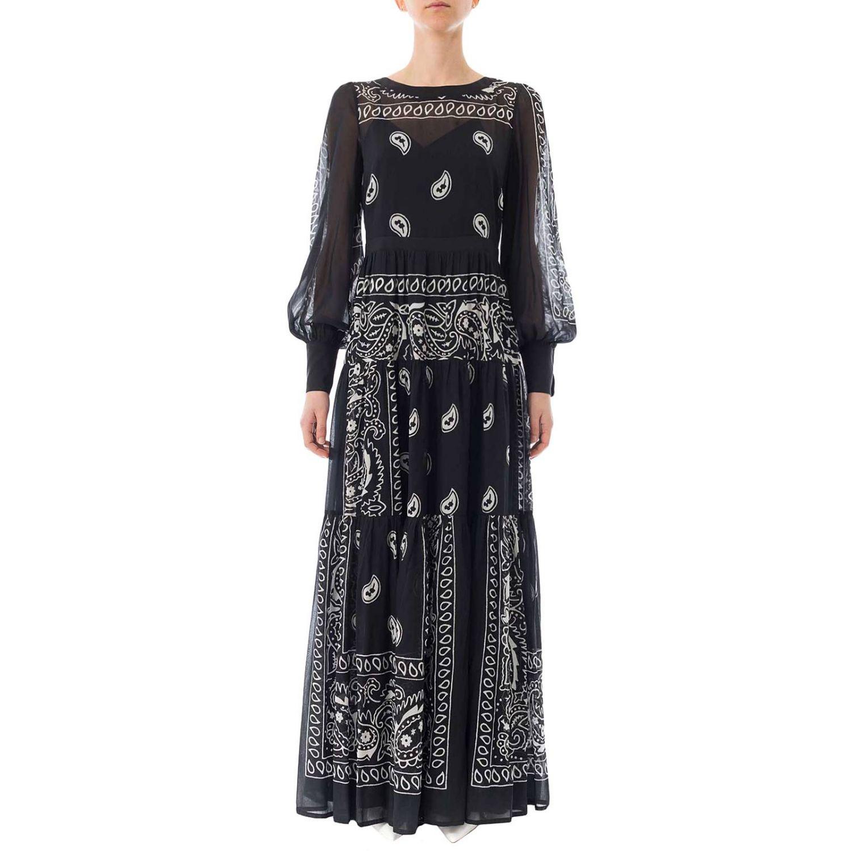 Vestido mujer Black Coral negro 1