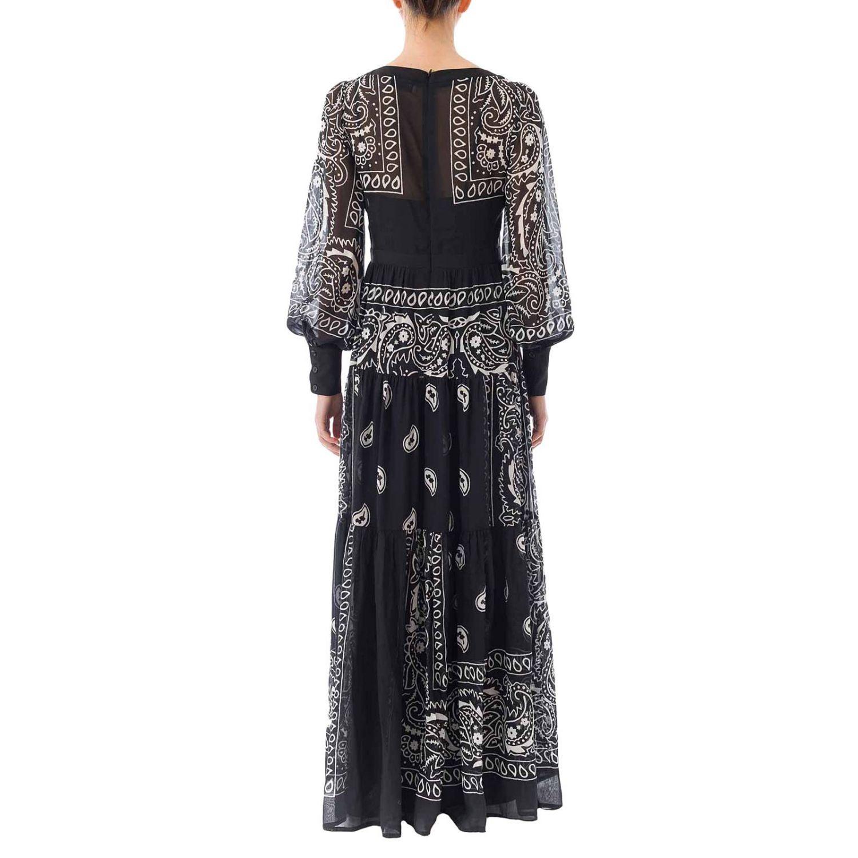 Vestido mujer Black Coral negro 3