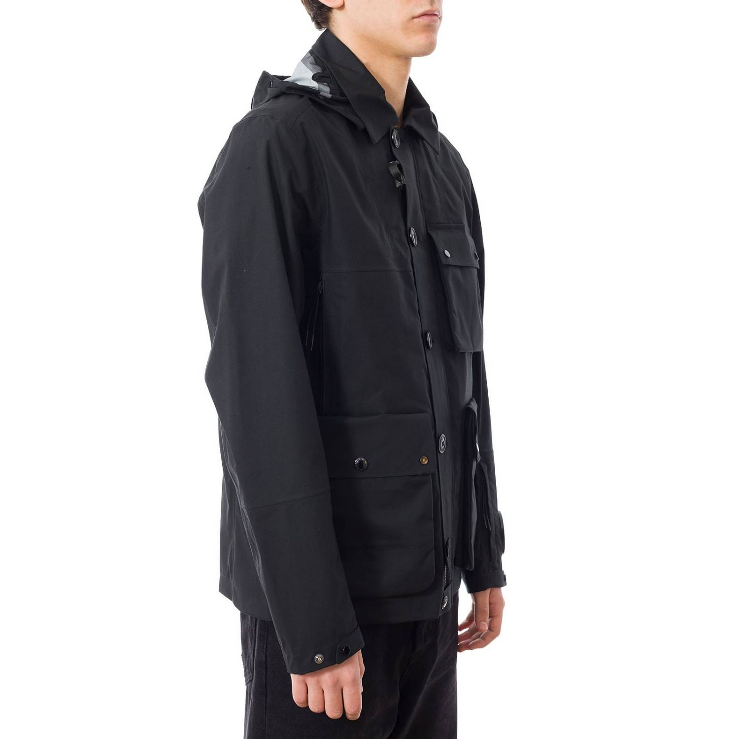 Coat men C.p. Company black 2
