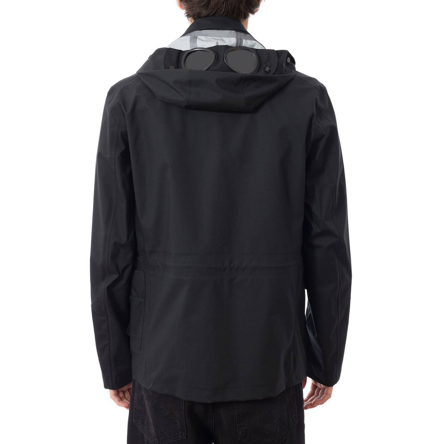 Coat men C.p. Company black 3