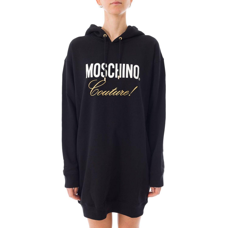 连衣裙 女士 Moschino Couture 黑色 1