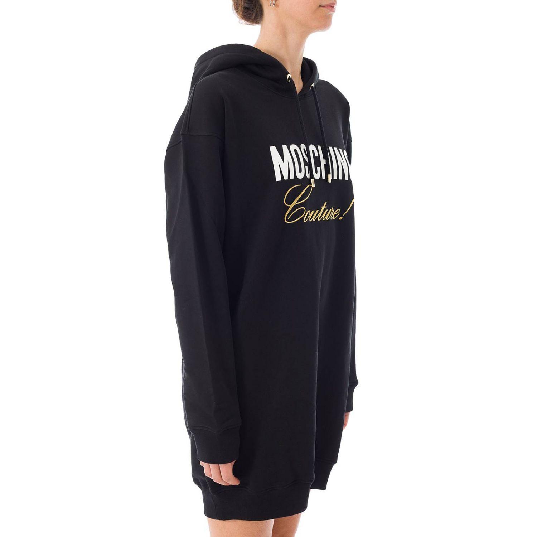 连衣裙 女士 Moschino Couture 黑色 2