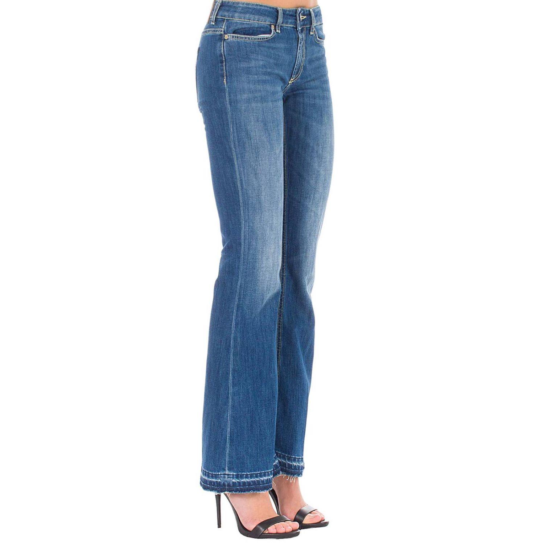 Jeans women Dondup blue 2
