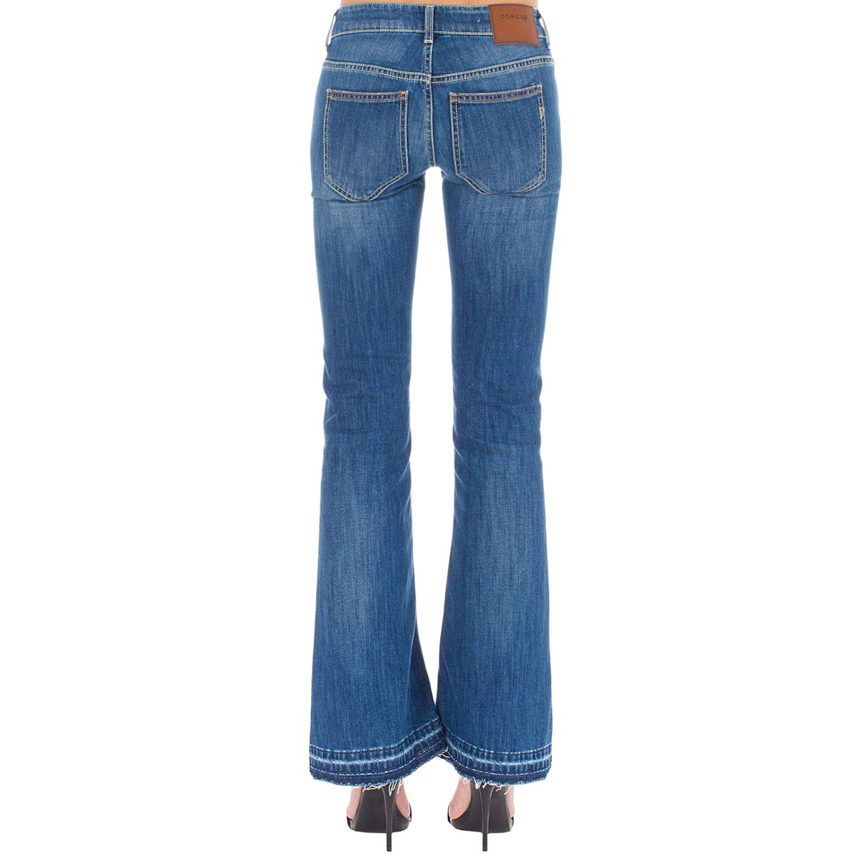 Jeans women Dondup blue 3