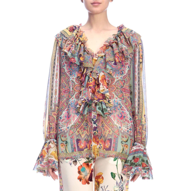 Рубашка Женское Etro многоцветный 1