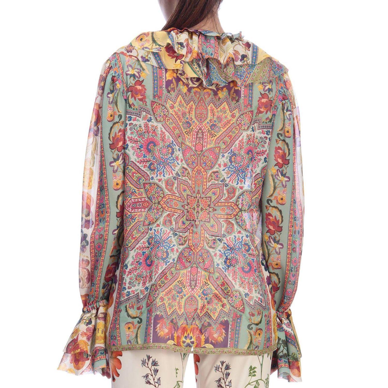 Рубашка Женское Etro многоцветный 3
