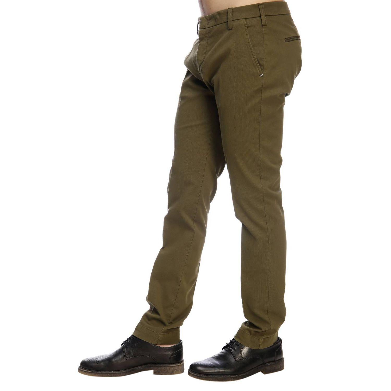 Pants men Entre Amis green 2