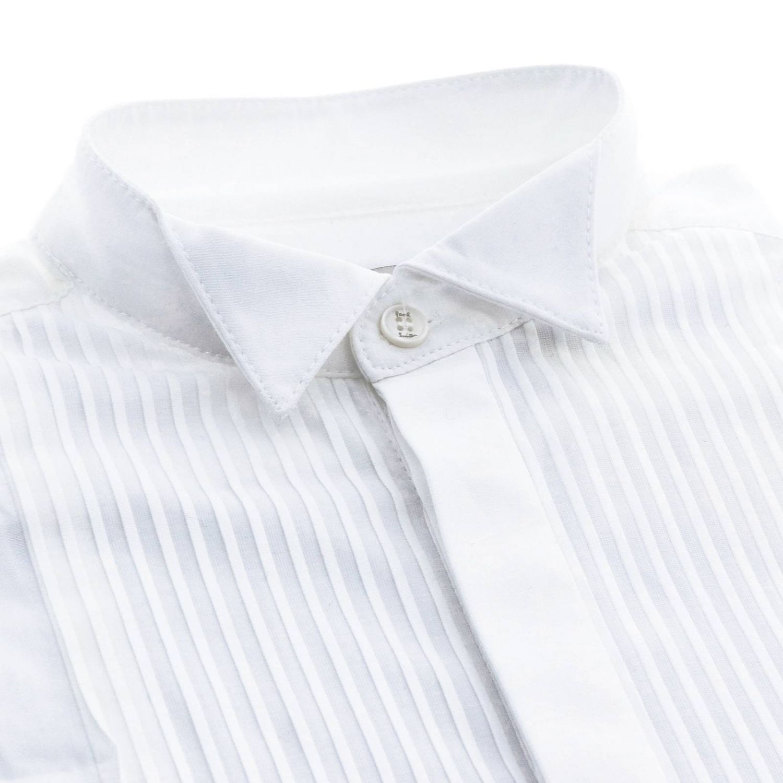 Shirt Paul Smith Junior: Shirt kids Paul Smith Junior white 2