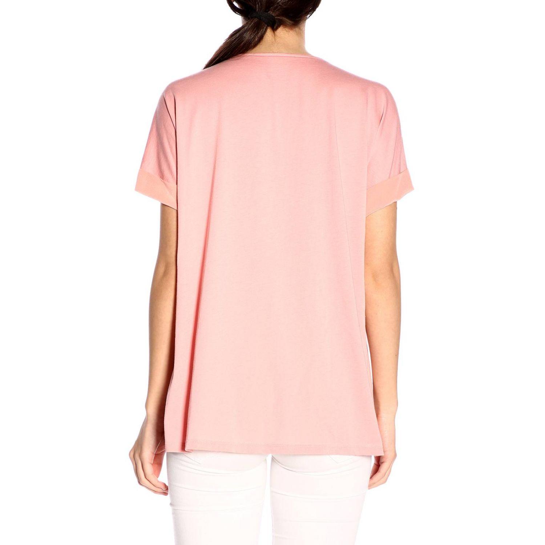 T-shirt women Woolrich pink 3