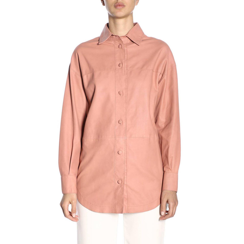 Shirt Alysi: Shirt women Alysi pink 1