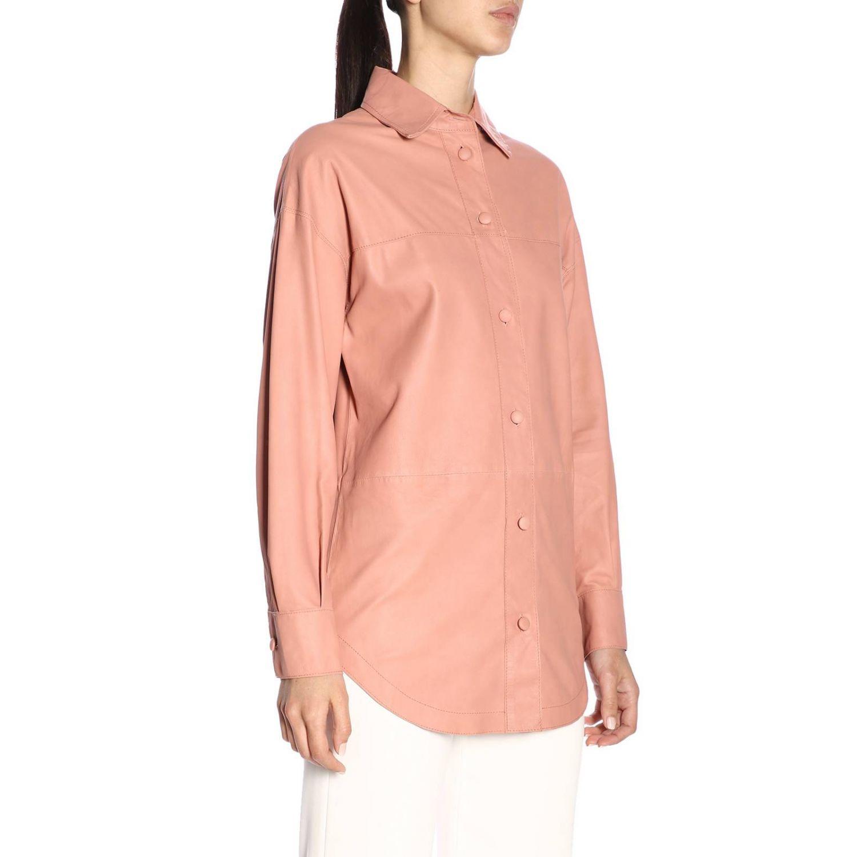 Shirt Alysi: Shirt women Alysi pink 2