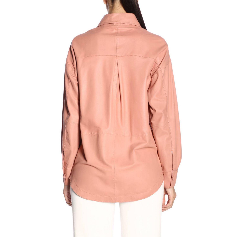 Shirt Alysi: Shirt women Alysi pink 3