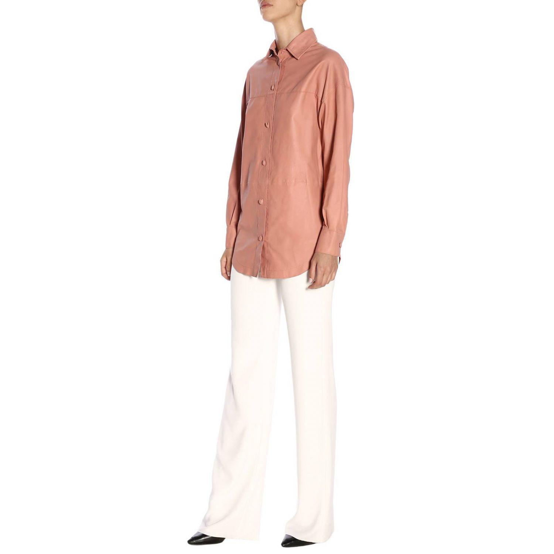 Shirt Alysi: Shirt women Alysi pink 5