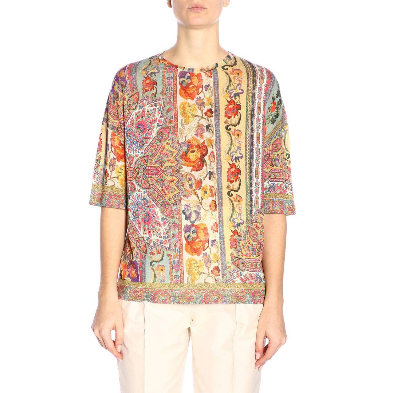 ETRO | T-Shirt T-Shirt Women Etro | Goxip