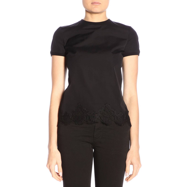 T-shirt donna Dsquared2 nero 1