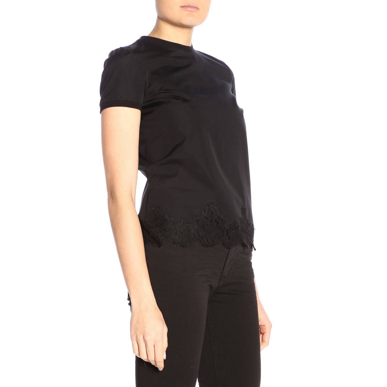 T-shirt donna Dsquared2 nero 2