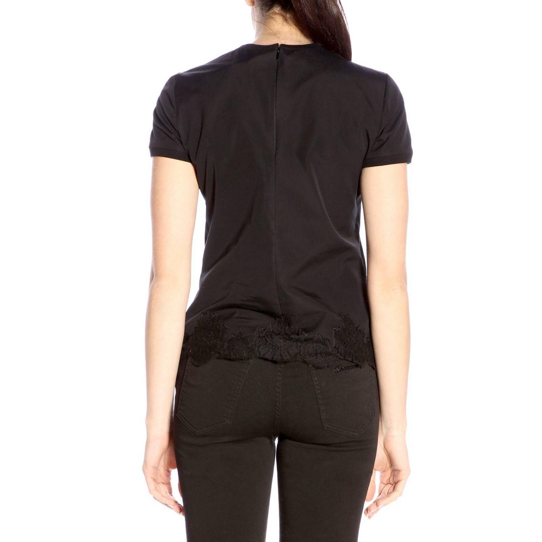 T-shirt donna Dsquared2 nero 3