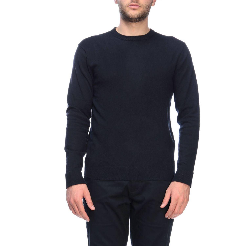 Sweater Armani Exchange: Sweater men Armani Exchange navy 1