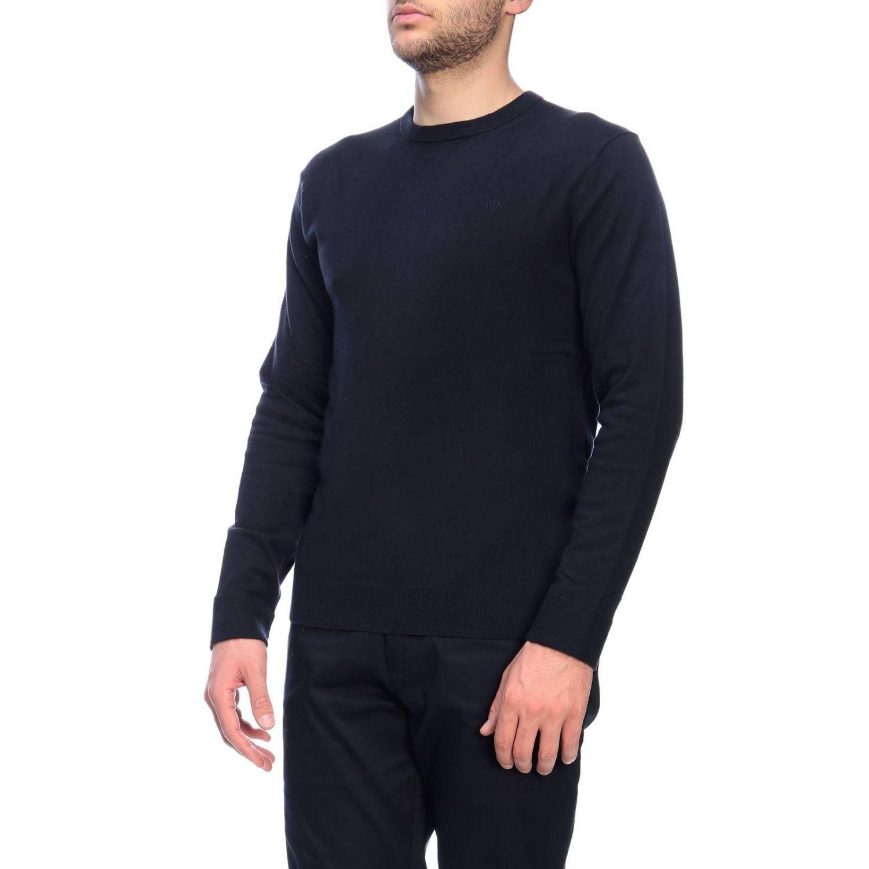 Sweater Armani Exchange: Sweater men Armani Exchange navy 2