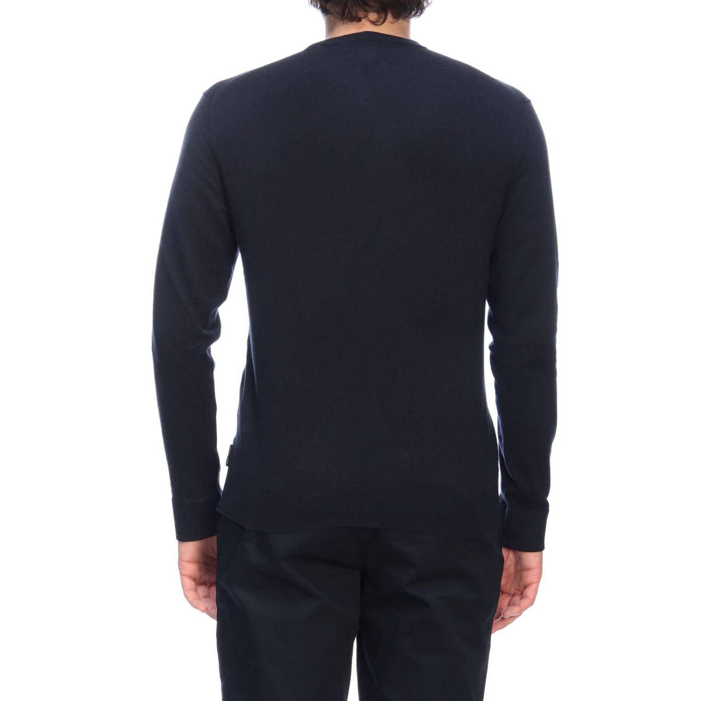 Sweater Armani Exchange: Sweater men Armani Exchange navy 3