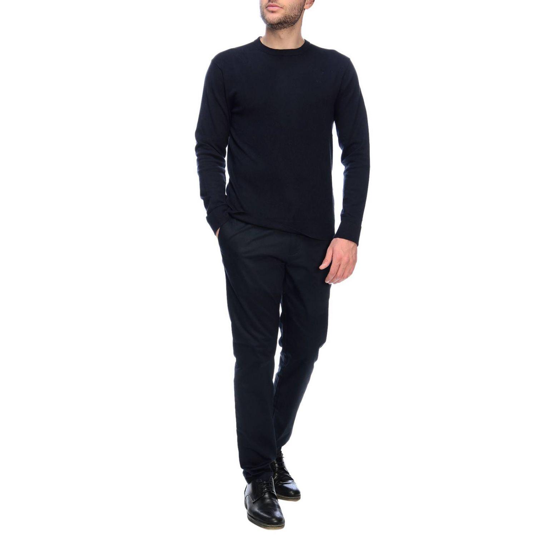 Sweater Armani Exchange: Sweater men Armani Exchange navy 4