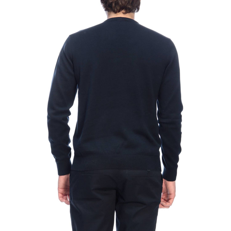 Свитер Мужское Armani Exchange темно-синий 3