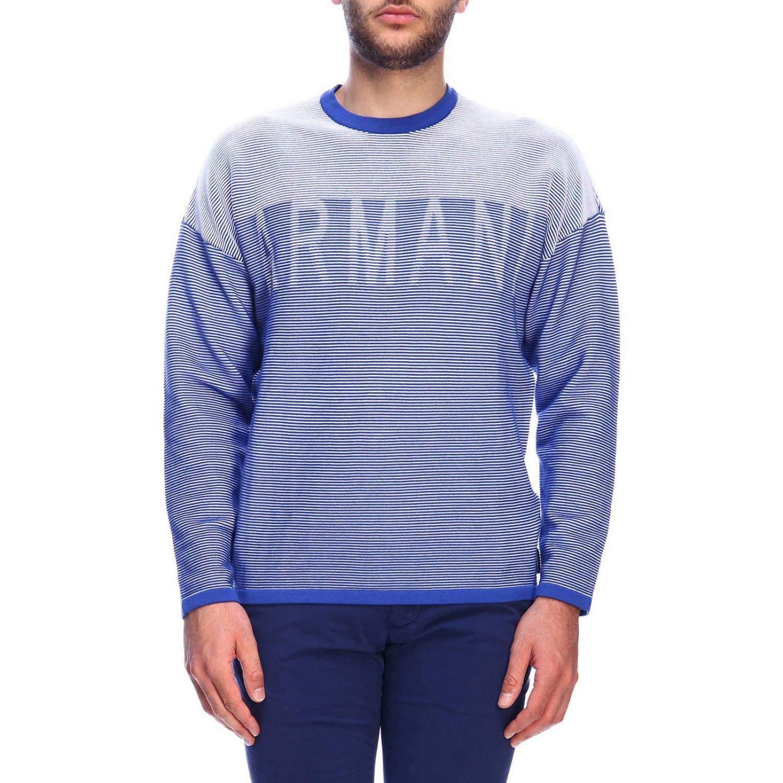 毛衣 男士 Armani Exchange 白色 1