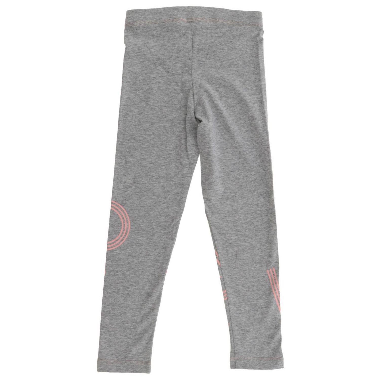 Pantalón niños Kenzo Junior gris 2