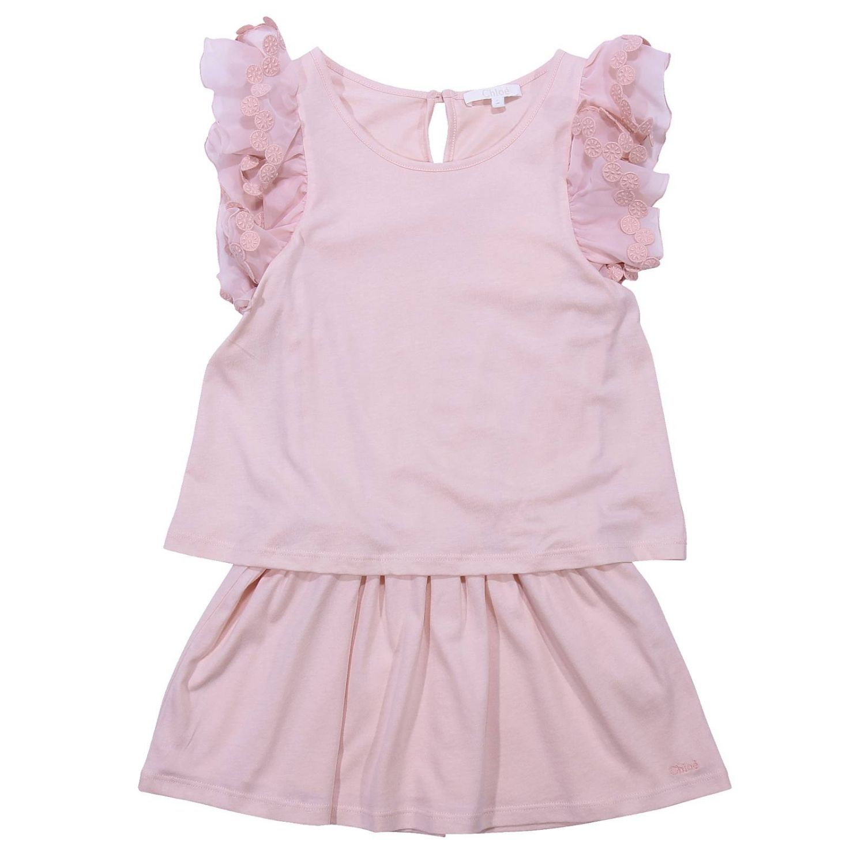 CHLOÉ | Dress Dress Kids ChloÉ | Goxip