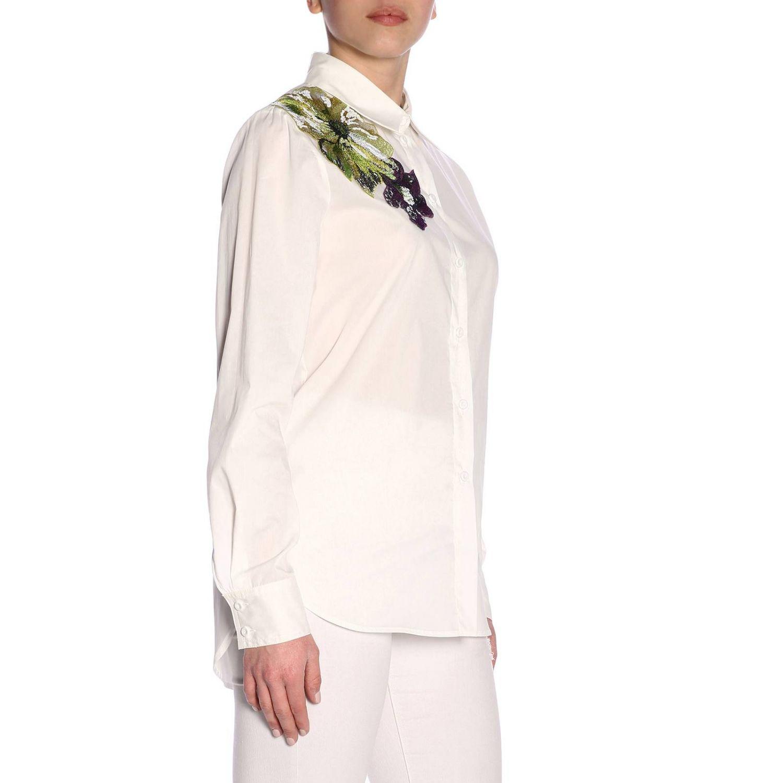 Рубашка Женское Blumarine экрю 2
