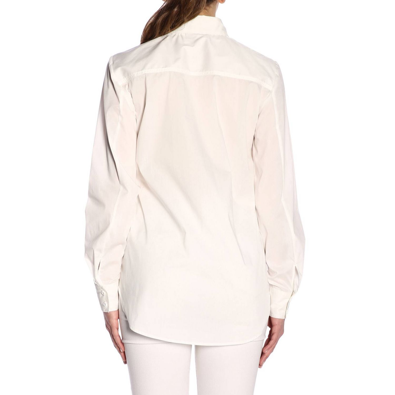 Рубашка Женское Blumarine экрю 3