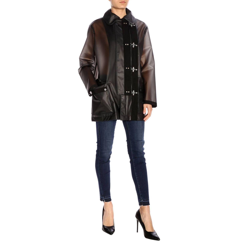 Coat women Fay black 4