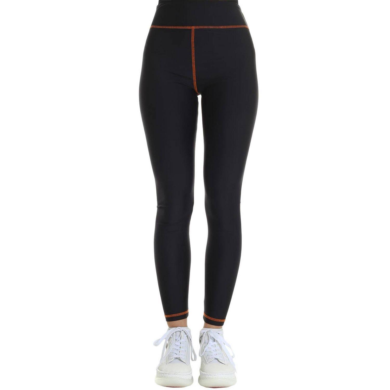 Pantalone donna Heron Preston nero 1