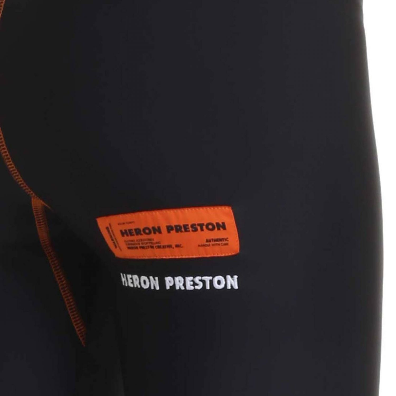 Pantalone donna Heron Preston nero 4