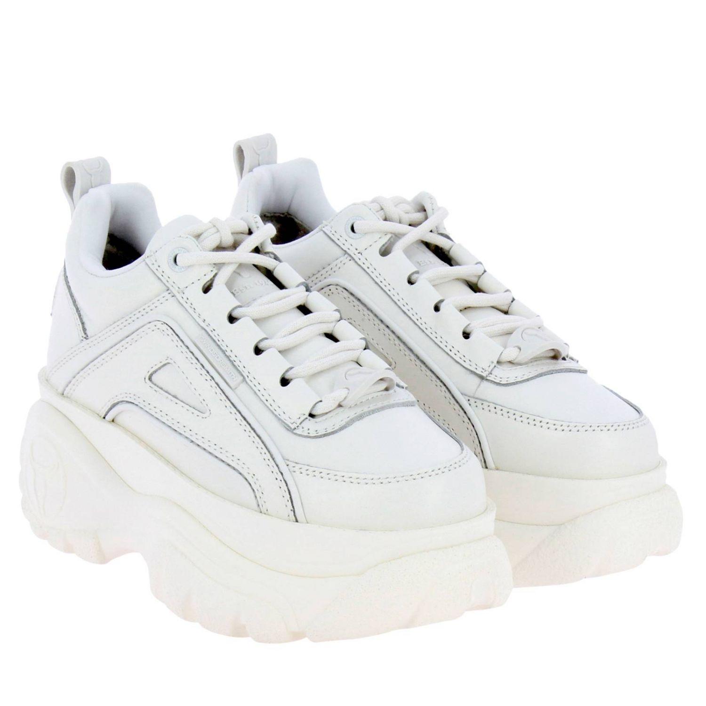 Sneakers women Windsorsmith white 2