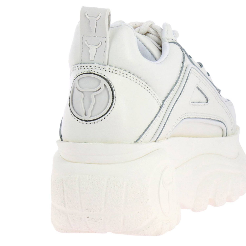 Sneakers women Windsorsmith white 4