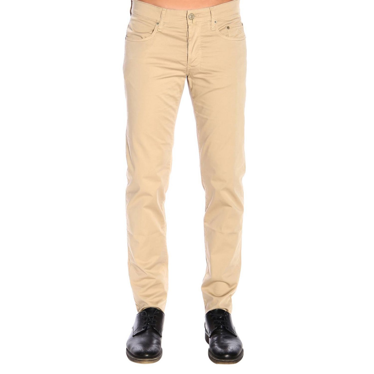 Trousers men Siviglia sand 1