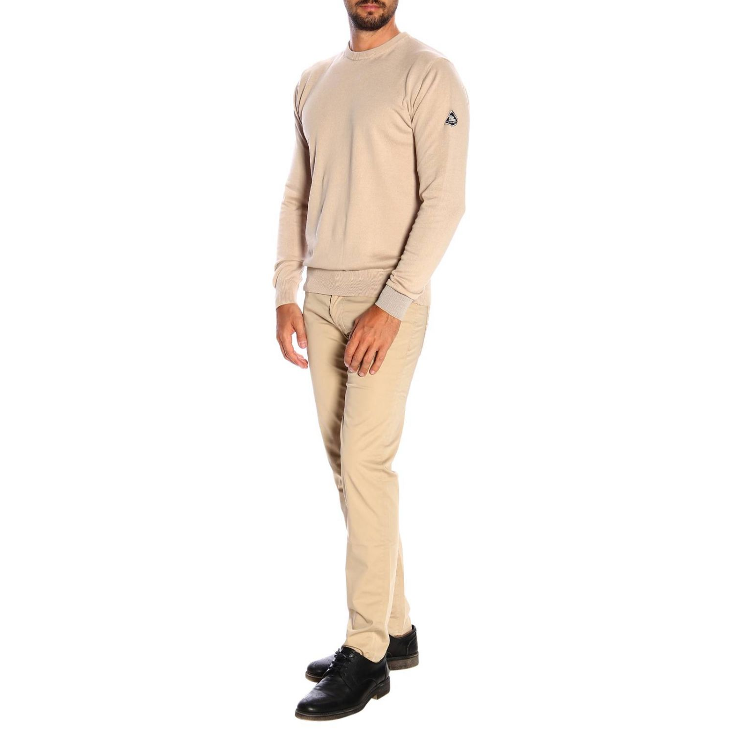 Trousers men Siviglia sand 2